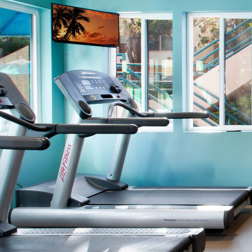 Learn about Towbes Group's fitness program