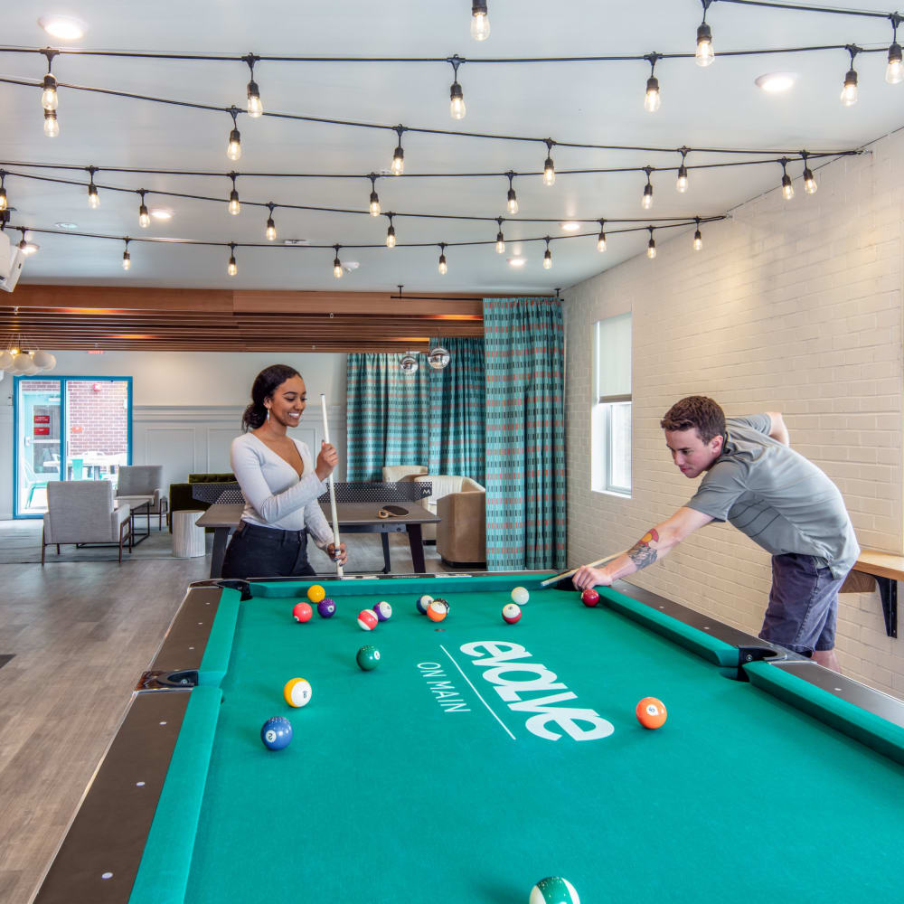 View our community perks at evolve on Main in Pullman, Washington