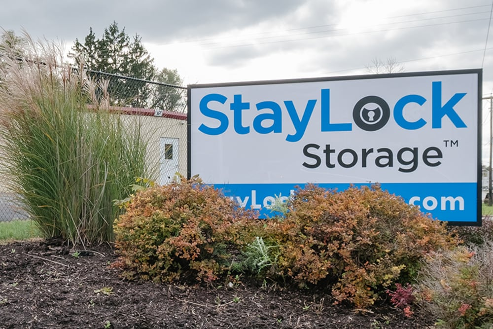 Exterior view of StayLock Storage in Fort Wayne, Indiana