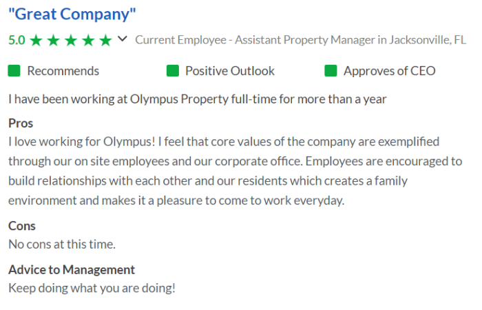 Olympus Property Review 6
