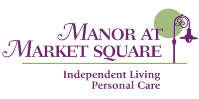 Logo for The Manor at Market Square
