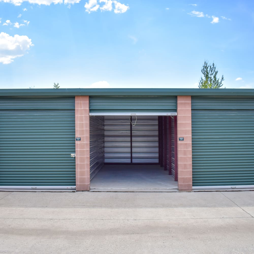 View the auto storage offered at STOR-N-LOCK Self Storage in Gypsum, Colorado