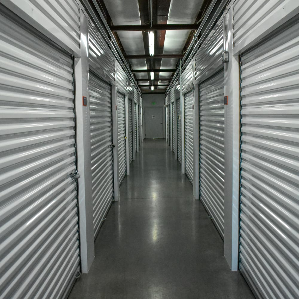 View the climate-controlled storage units at STOR-N-LOCK Self Storage in Fort Collins, Colorado