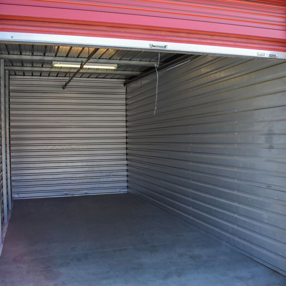 View the auto storage at STOR-N-LOCK Self Storage in Rancho Cucamonga, California