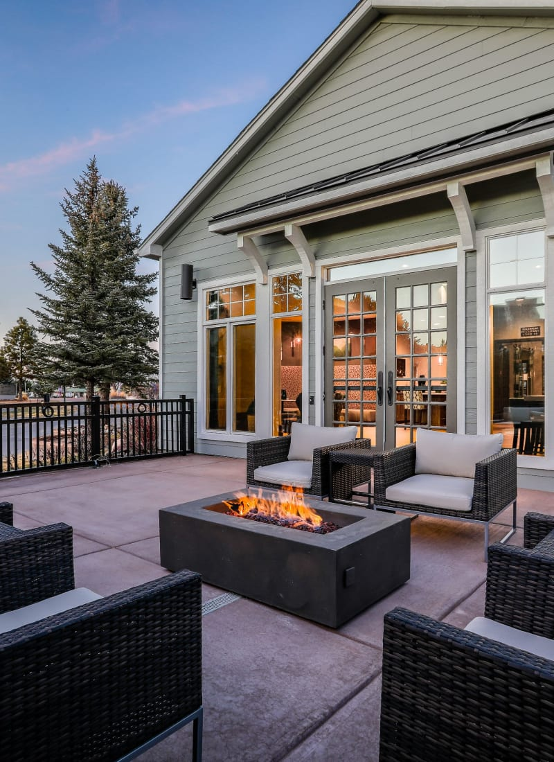 View our amenities at Marquis Castle Pines in Castle Pines, Colorado