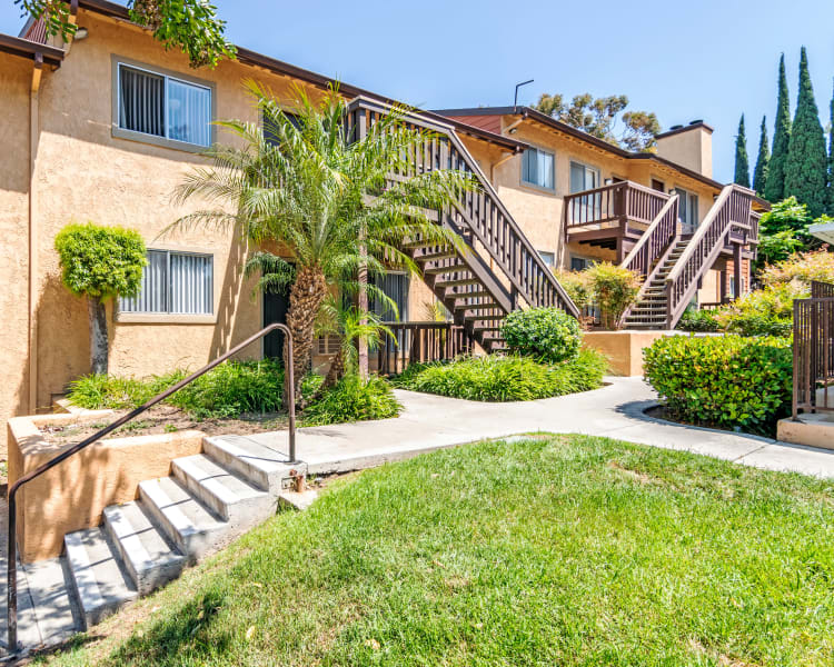 Click to see our photos at Hillside Terrace Apartments in Lemon Grove, California