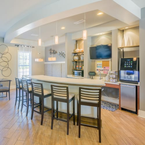 View virtual tour for our resident clubhouse at Arbor Village in Summerville, South Carolina