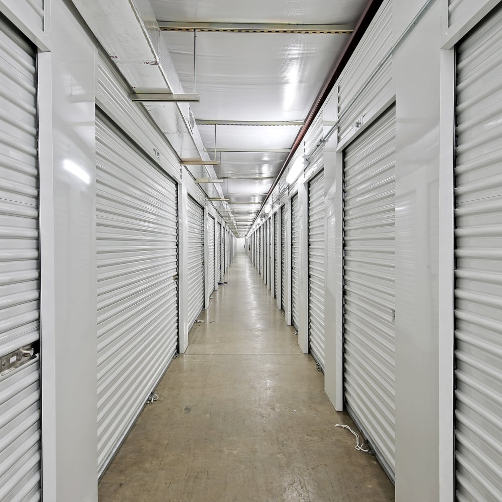 Climate Controlled units at Global Self Storage in Merrillville, Indiana