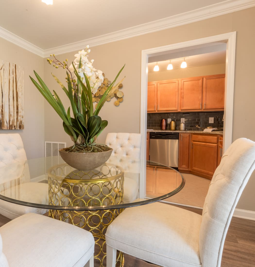 Amenities At The Ashford Apartment Homes Includes A Fireplace
