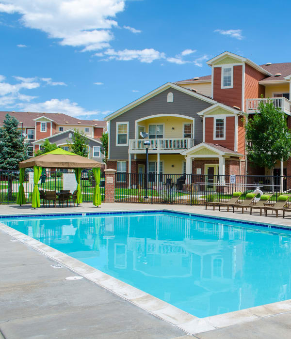 Bear Valley Park Apartments: Amenities At Bear Valley Park