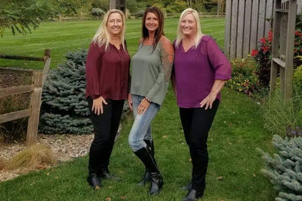 Staff members of Barth Storage in Kenosha, Wisconsin
