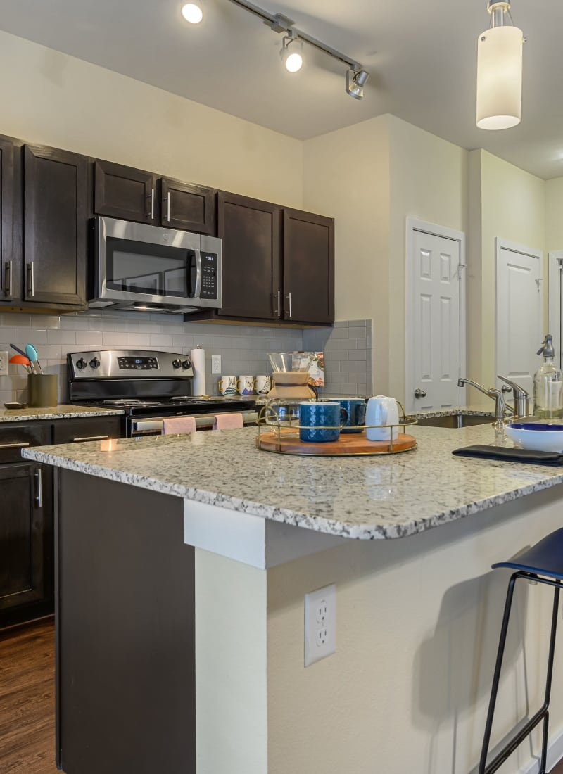 View our floor plans at Marquis SoCo in Austin, Texas