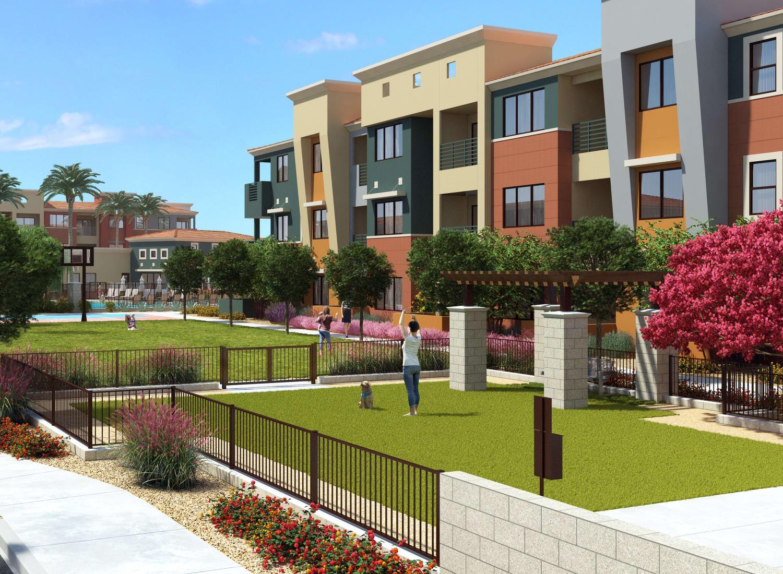 Villa Vita apartments in Peroia, Arizona