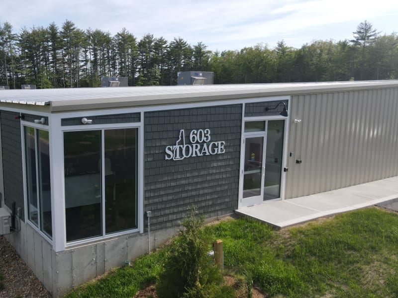 Moving with supplies from 603 Storage - Lee in Lee, New Hampshire