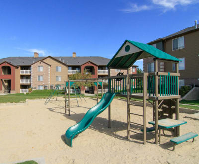 Playground at Woodgate Apartments