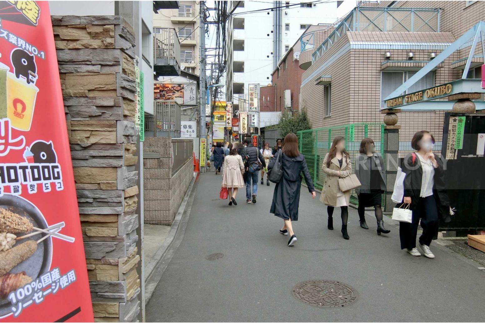 グローリア初穂新宿3