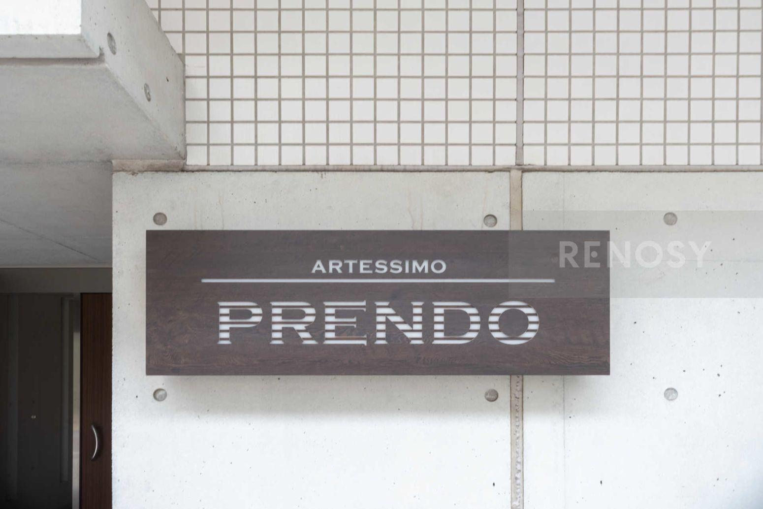 ARTESSIMO PRENDO
