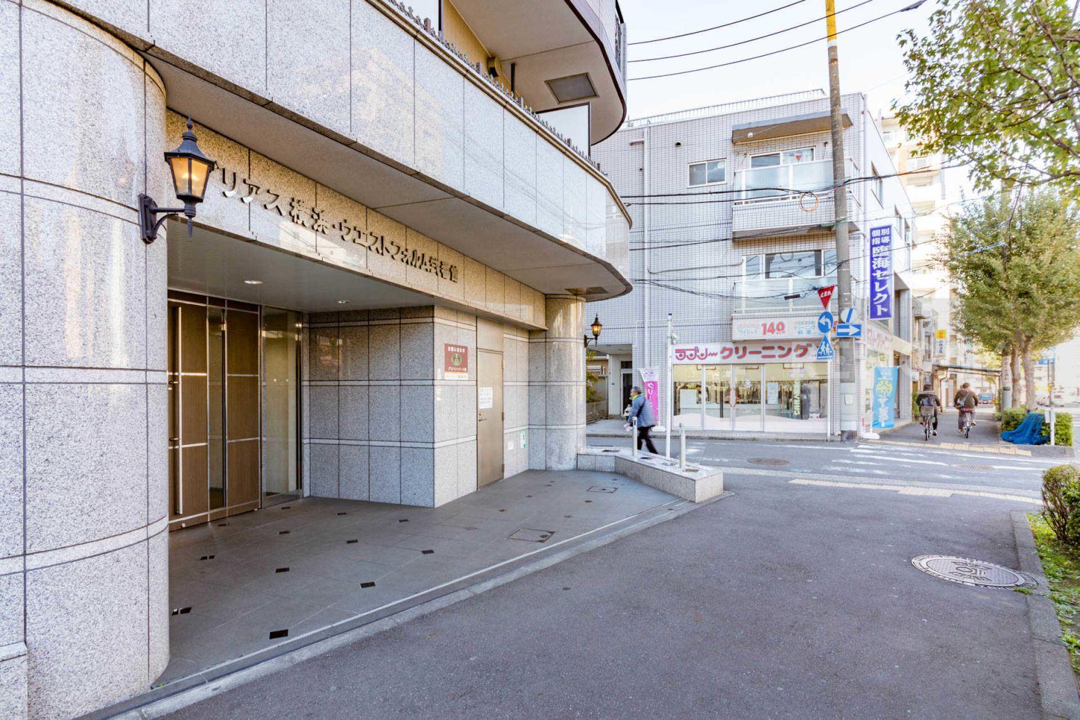 グリアス横浜ウエストフォルム弐番館