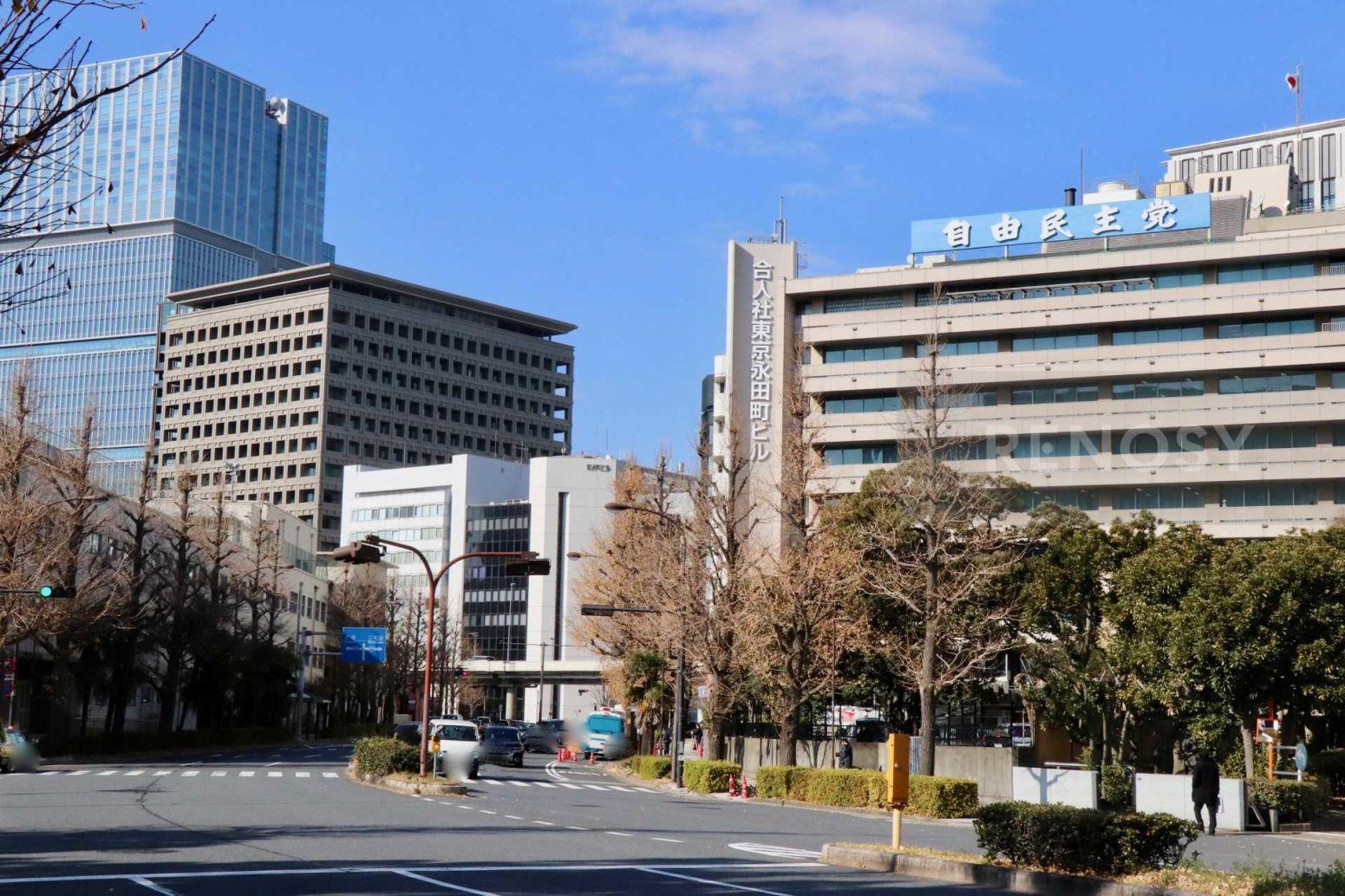 麹町永谷マンション