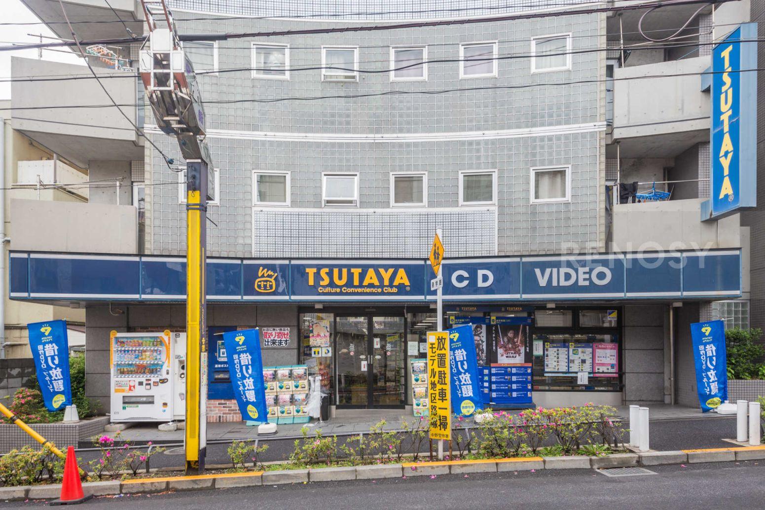 クリオ中野坂上一番館