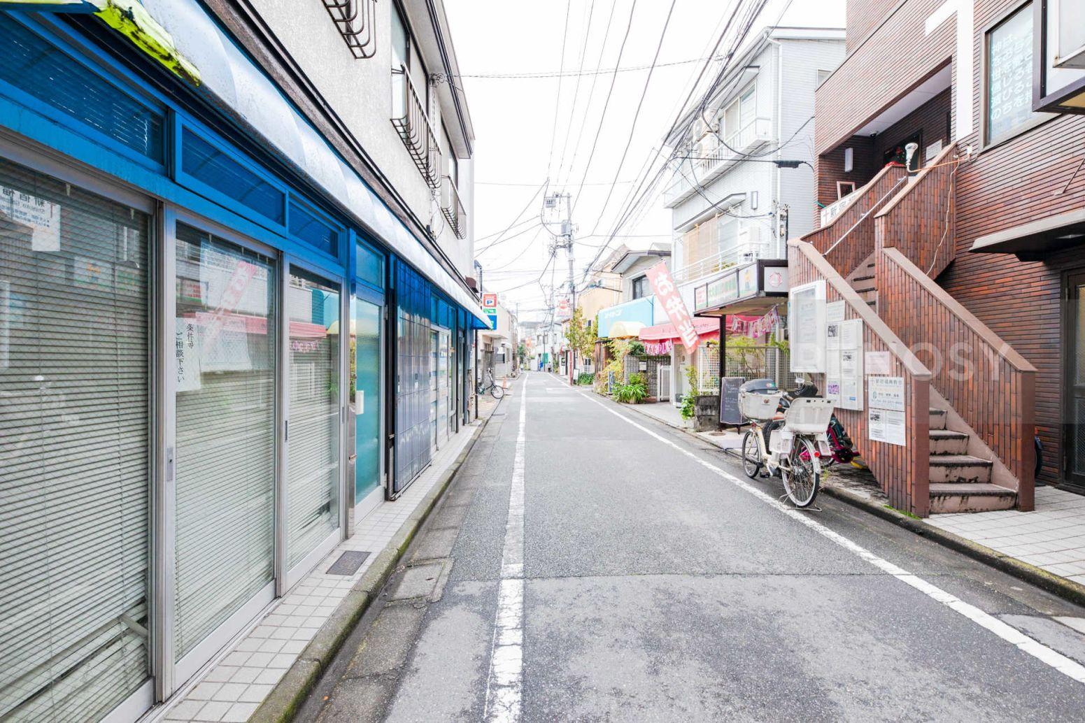 プレール・ドゥーク北新宿Ⅲ