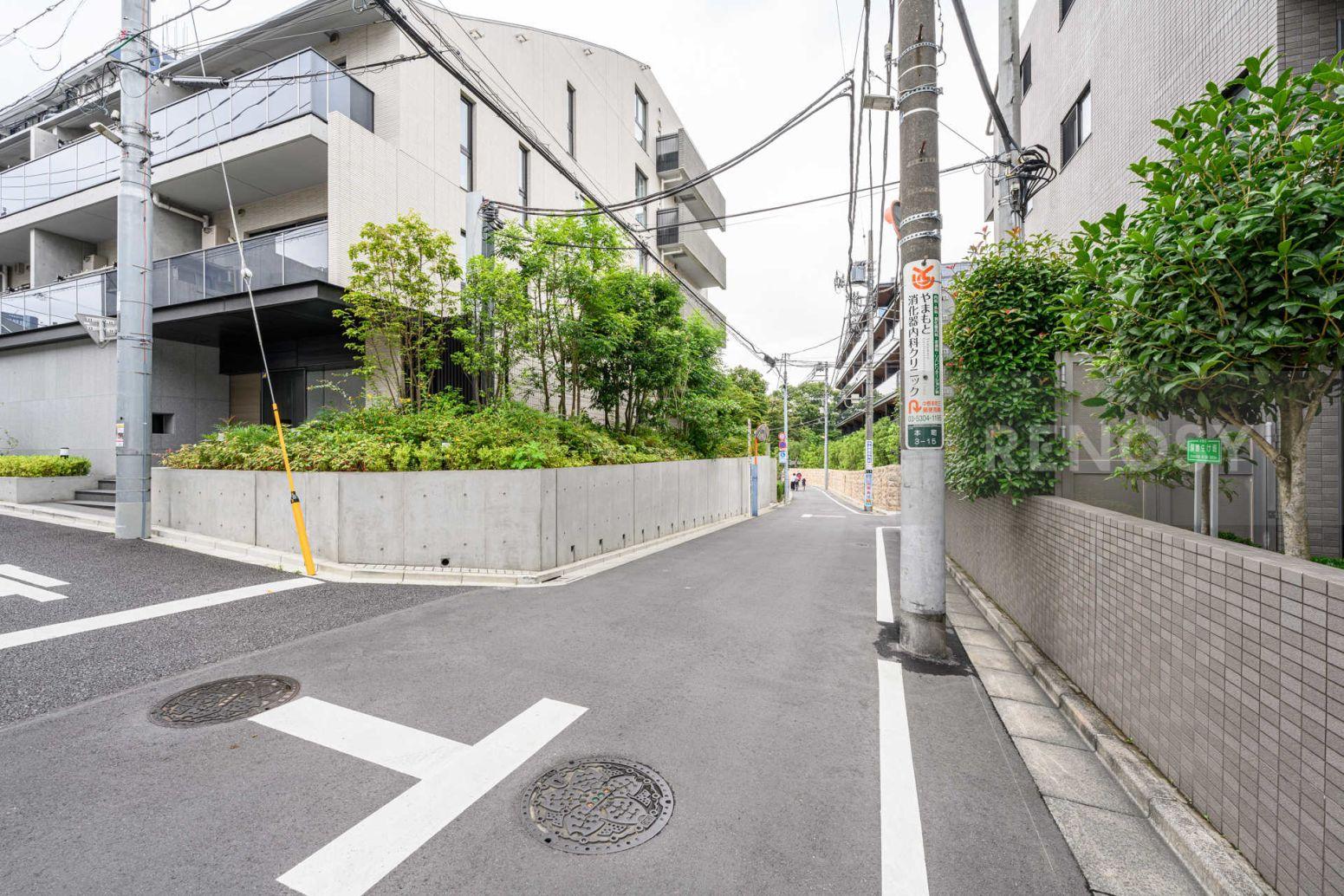 ルーブル中野坂上弐番館