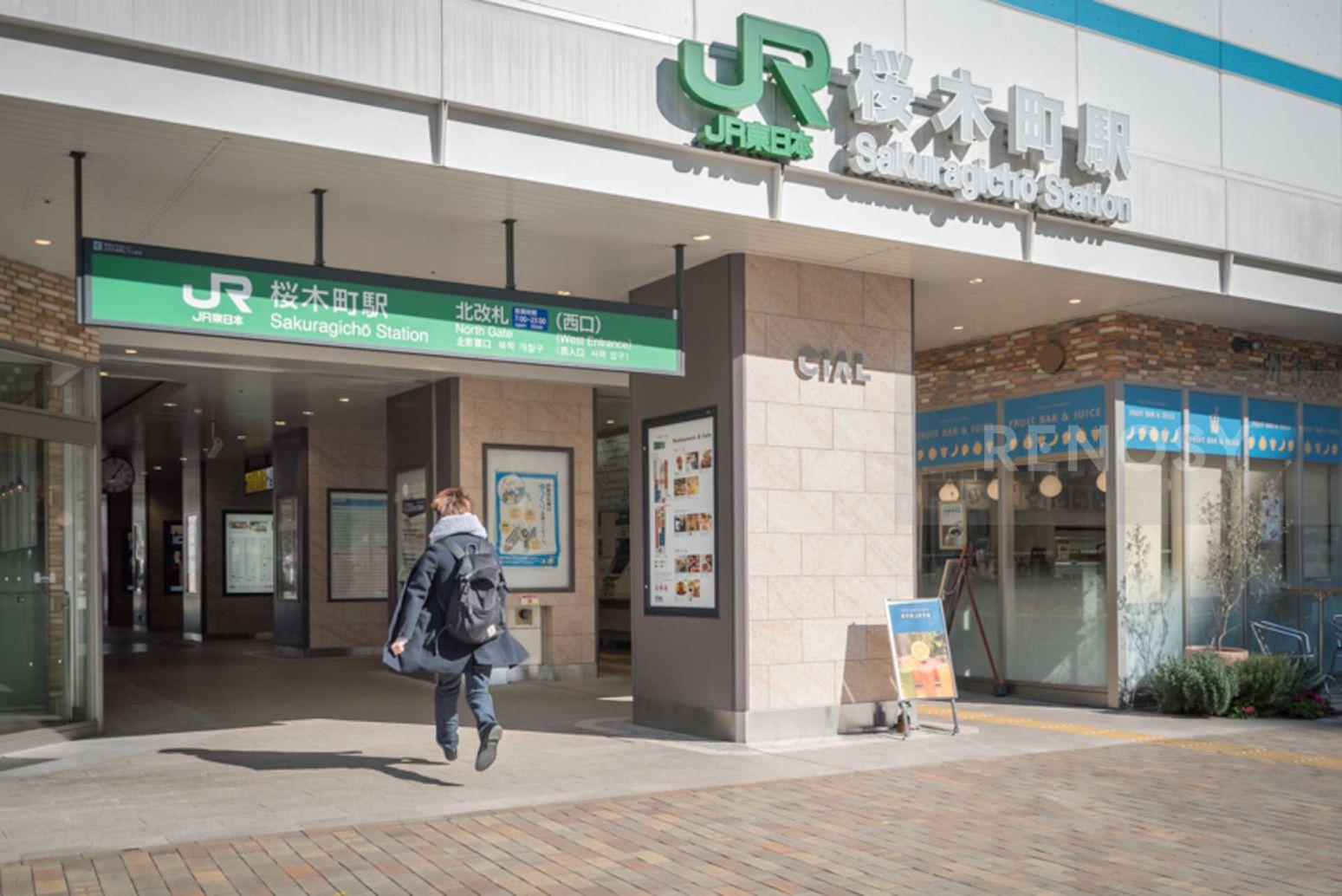 グランドガーラ桜木町駅前