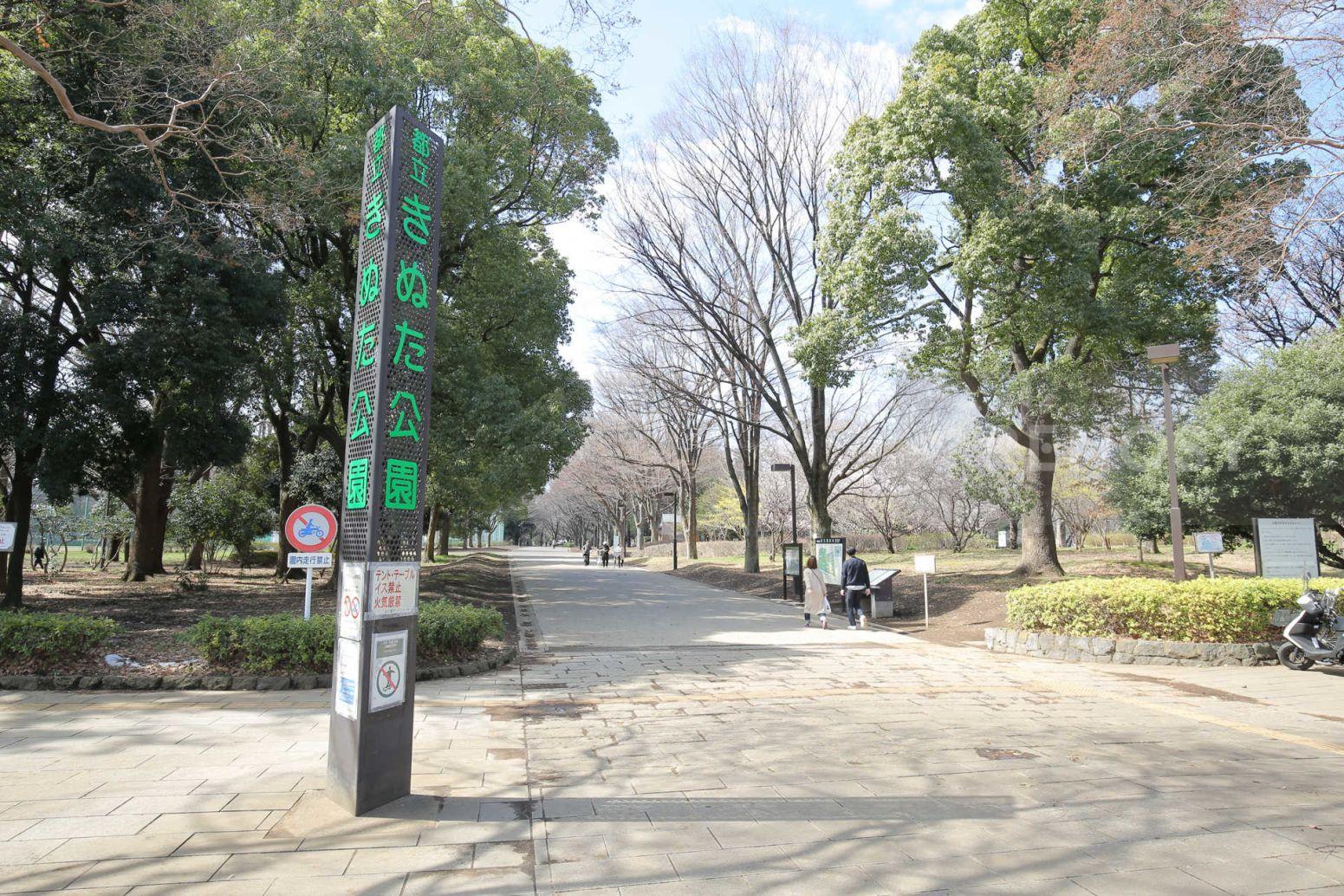 シティハウス用賀砧公園