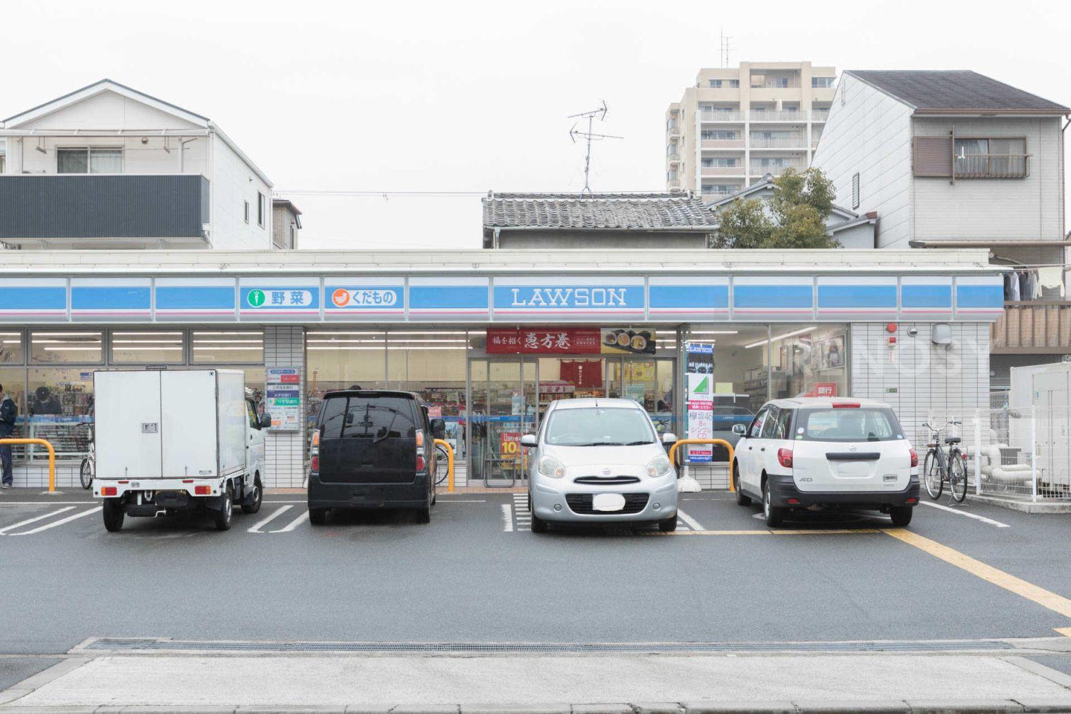 レジオン城東野江