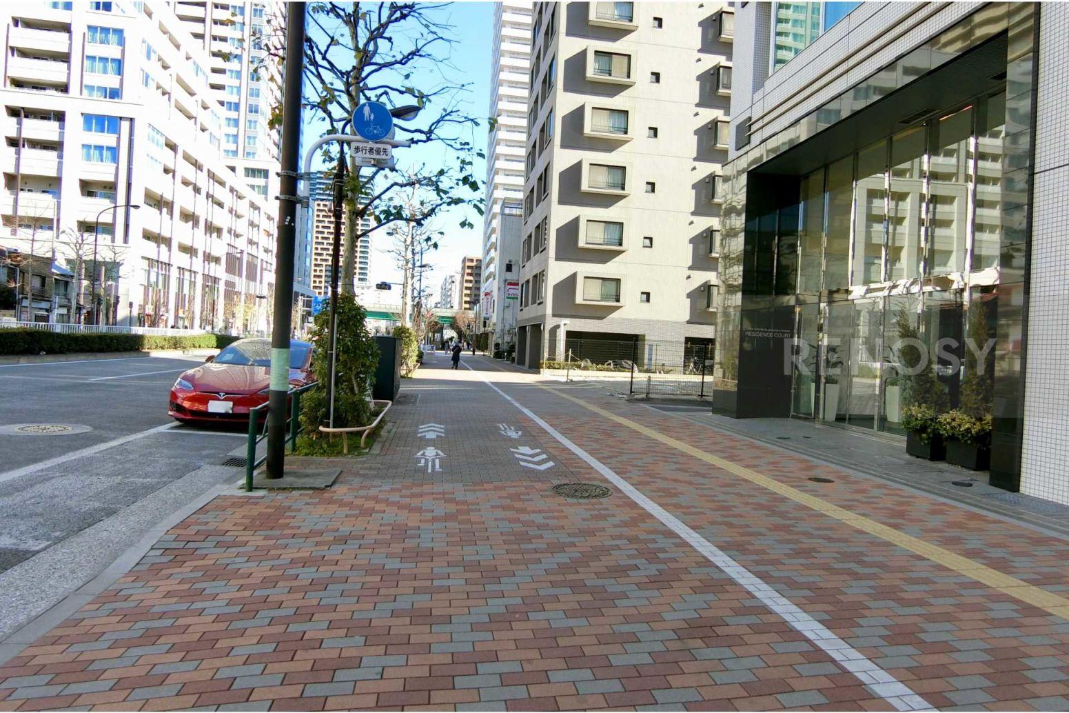 シティハウス月島駅前レジデンスコート