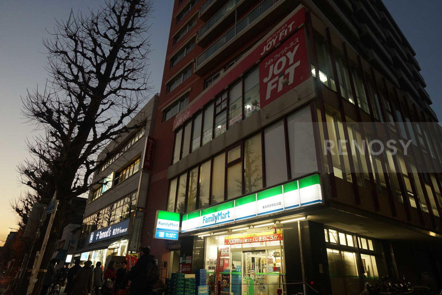 グローベル東高円寺レスティアーナ