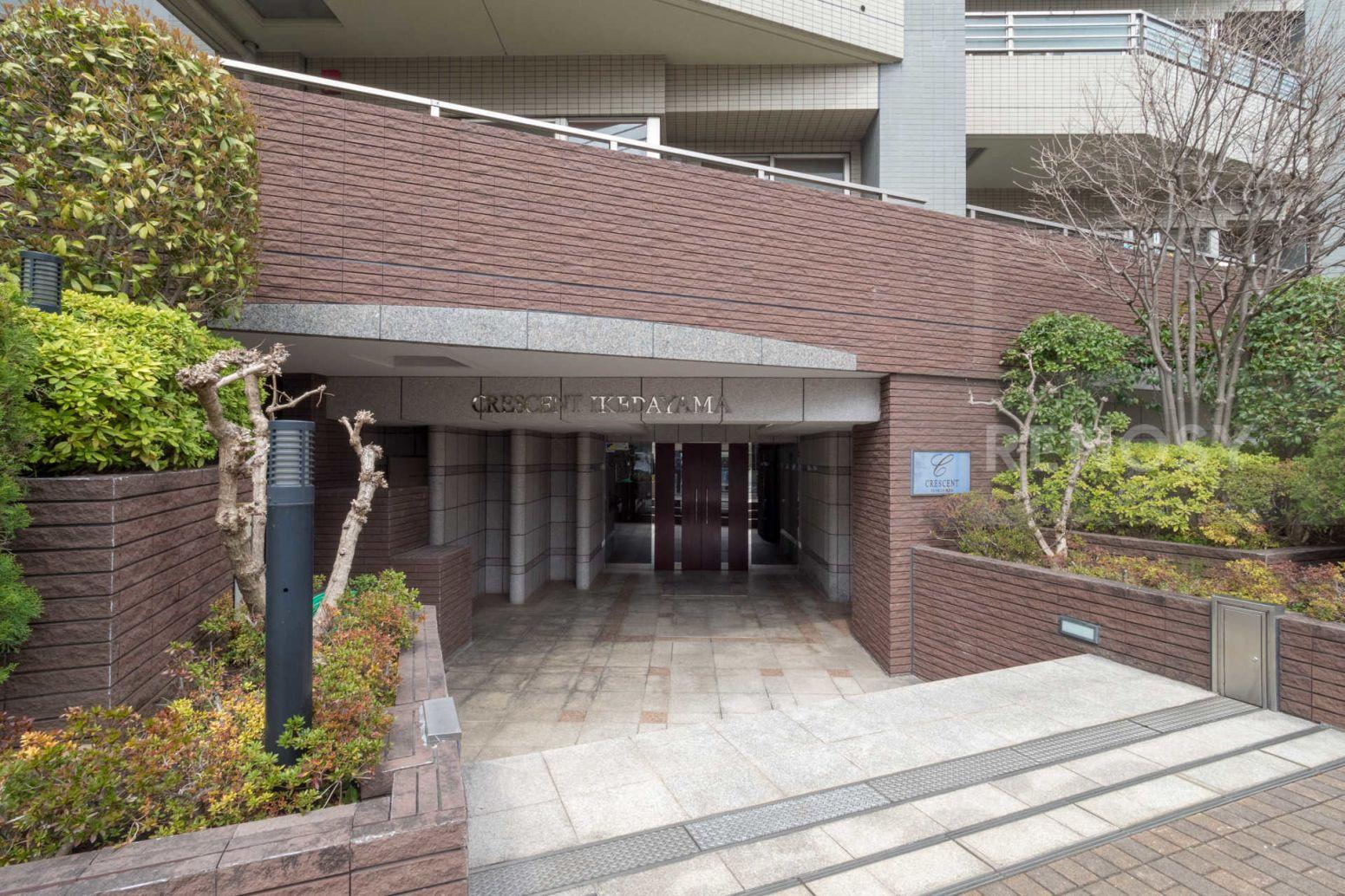 クレッセント池田山