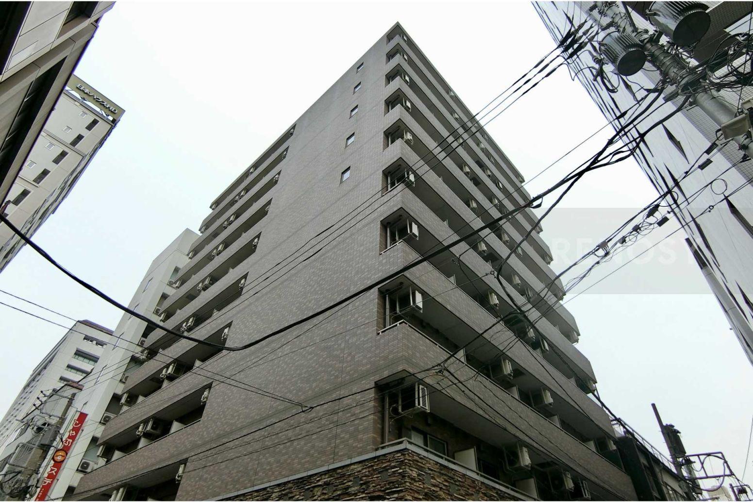 グランド・ガーラ日本橋兜町