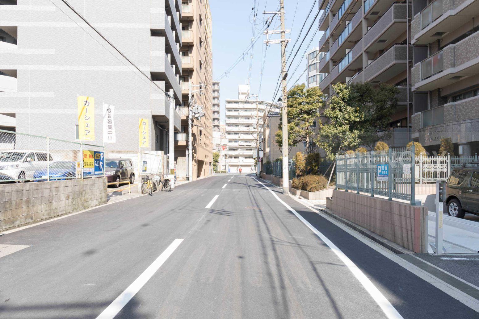 グランコート北梅田