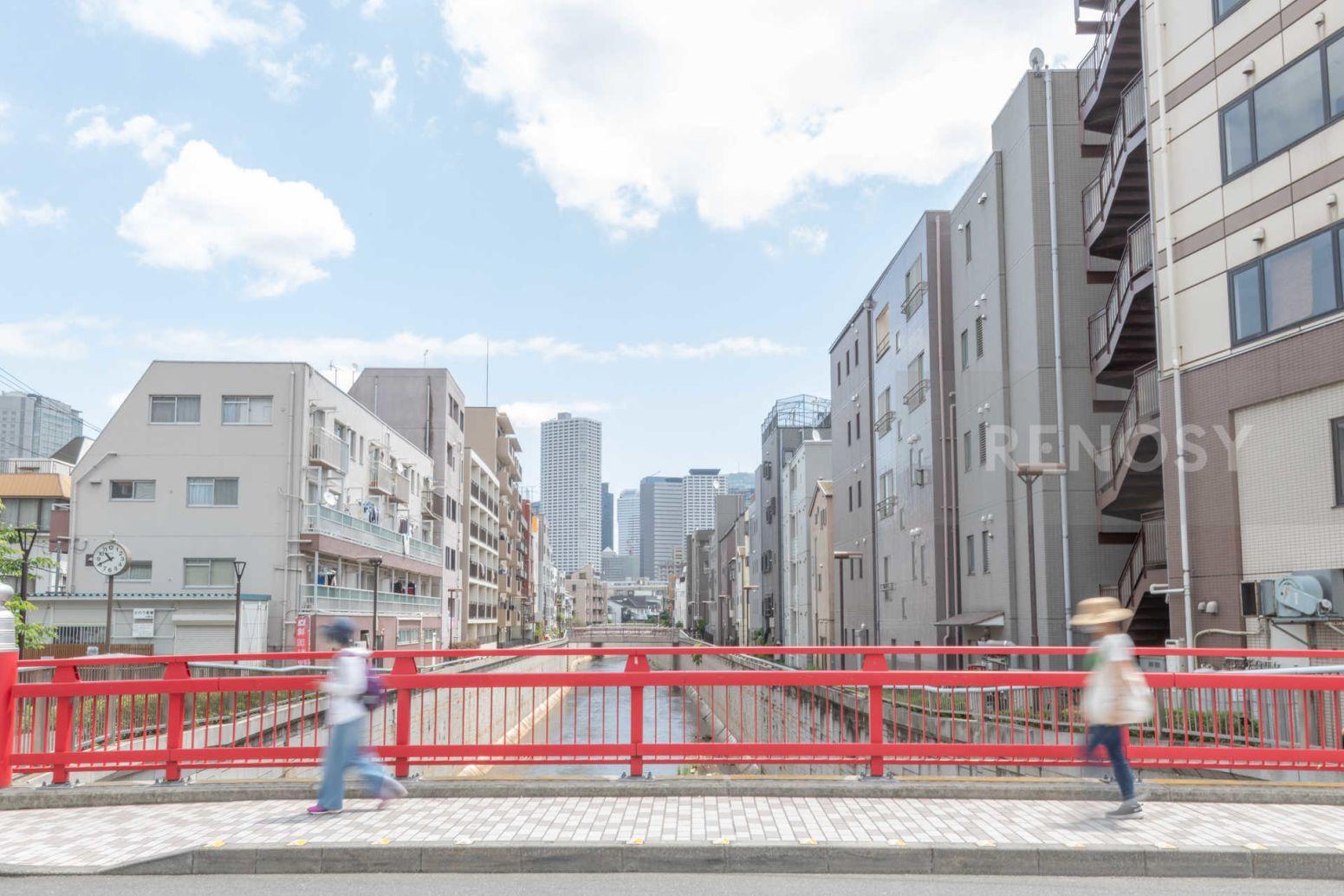 菱和パレス中野新橋壱番館