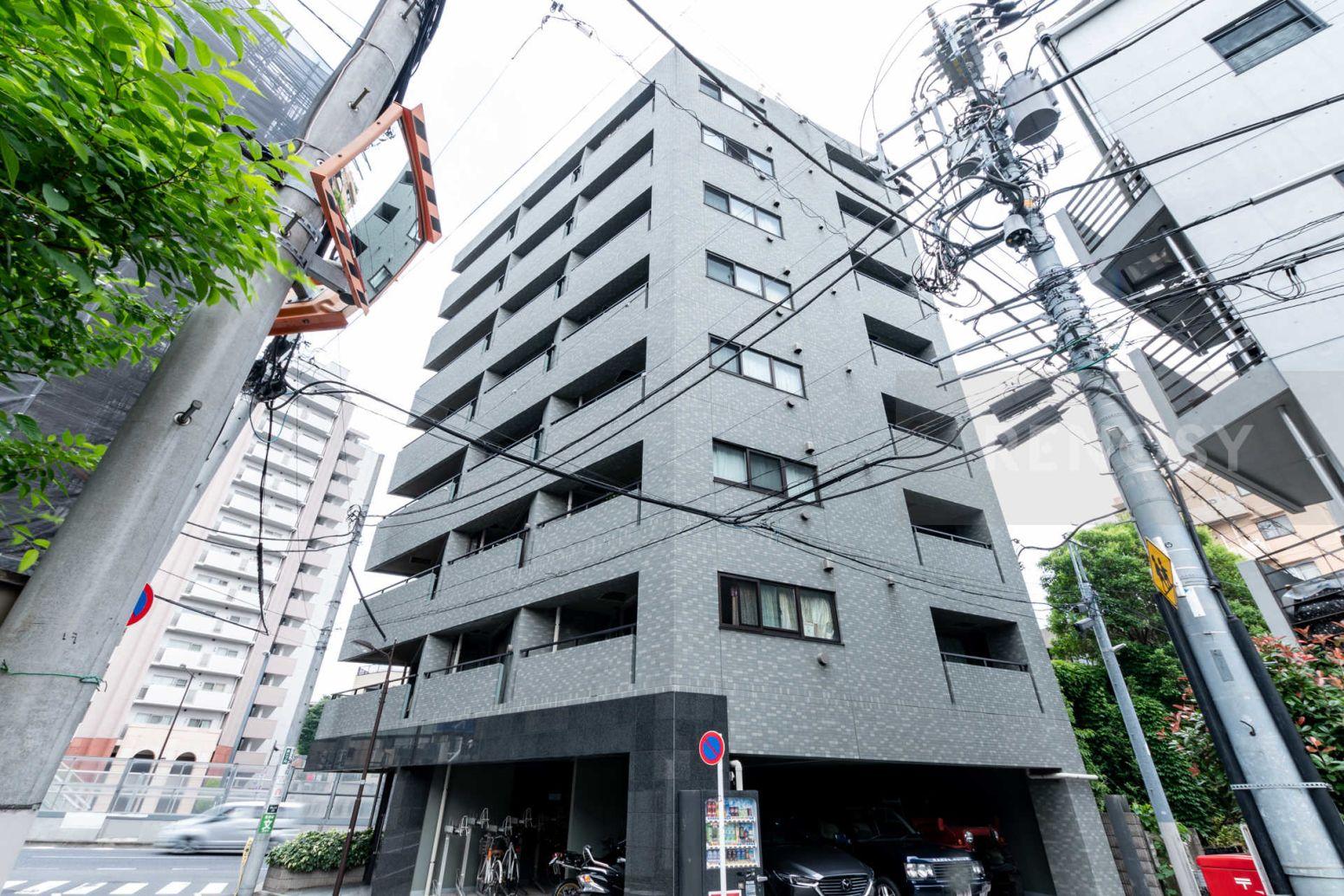 クレアシオン渋谷神山町