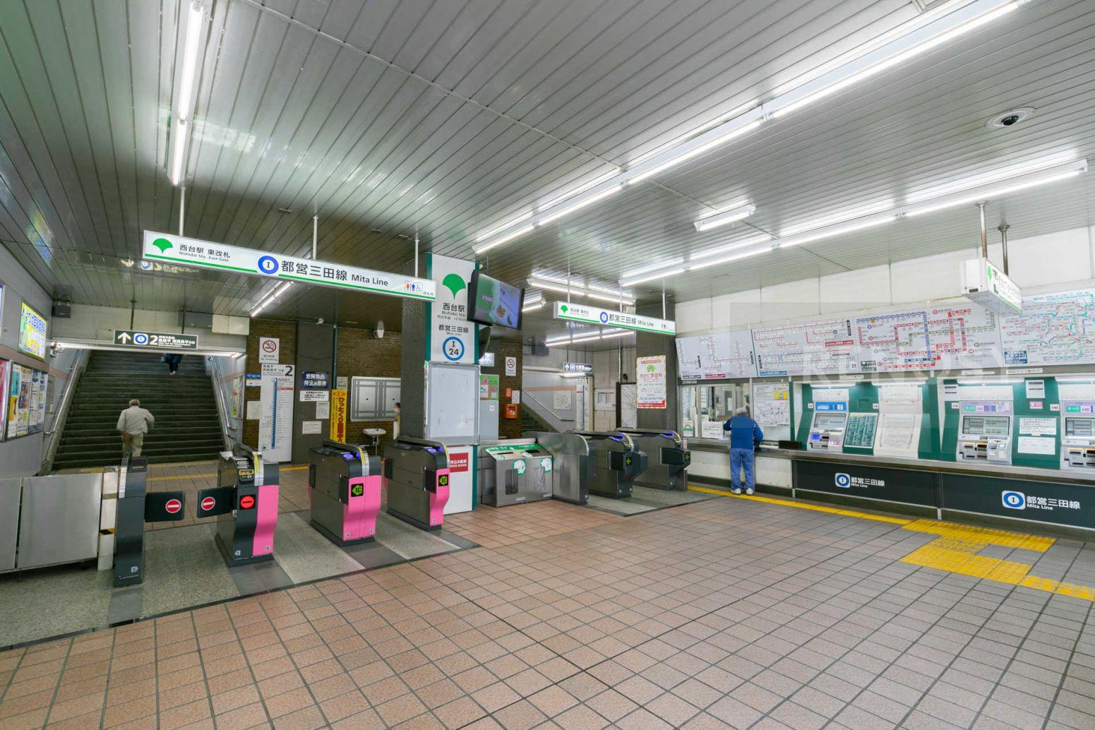 プレステージ西台ステーションフロント
