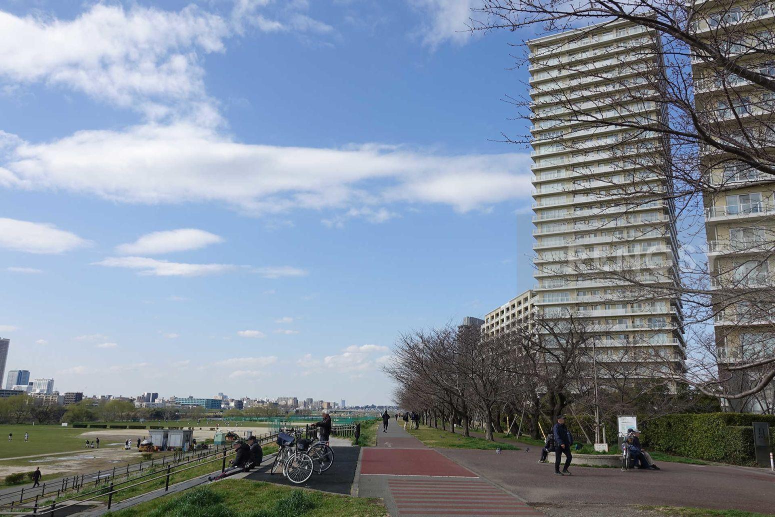 ザリバープレイスイーストタワー