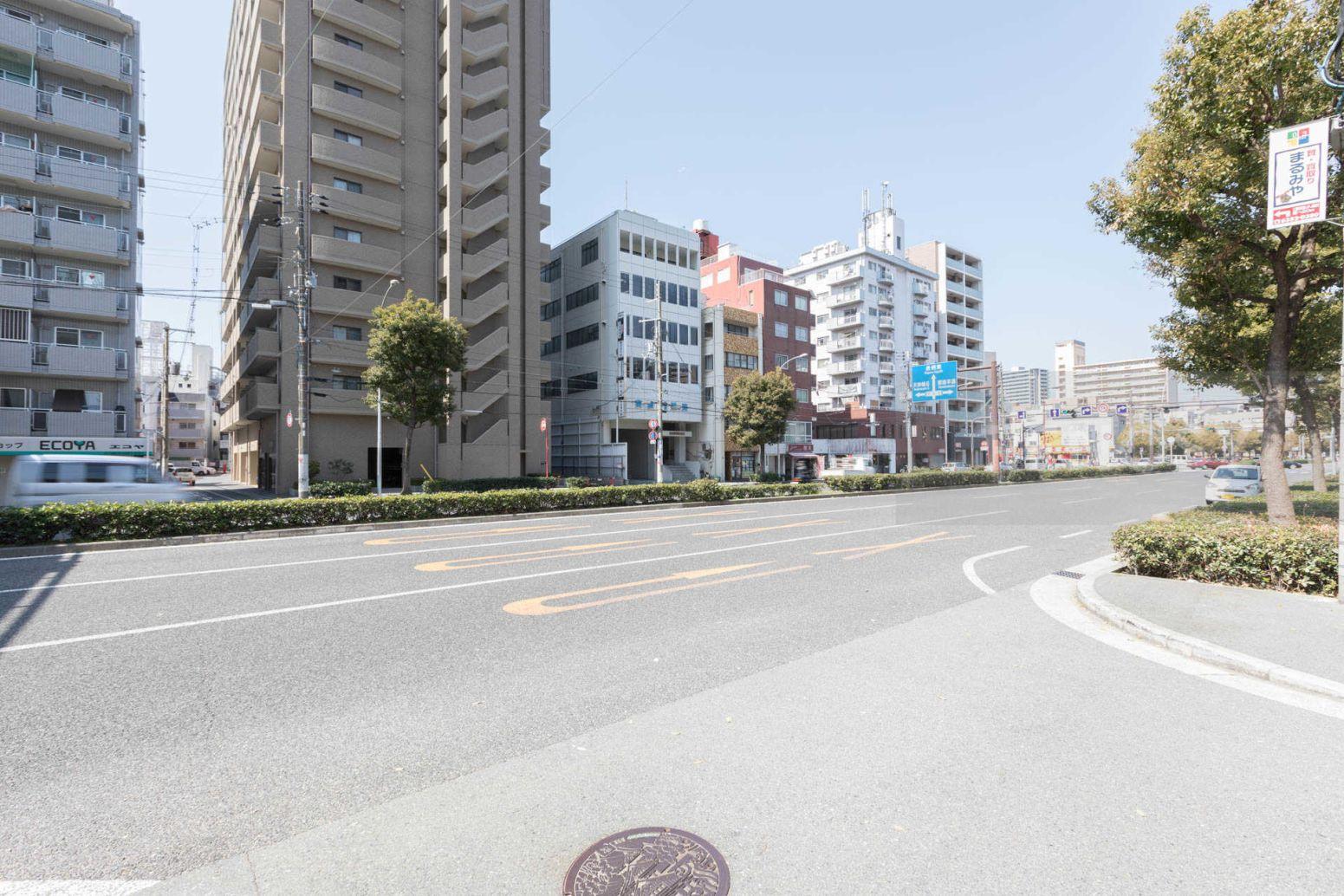 シティタワー大阪天満ザリバーアンドパークス