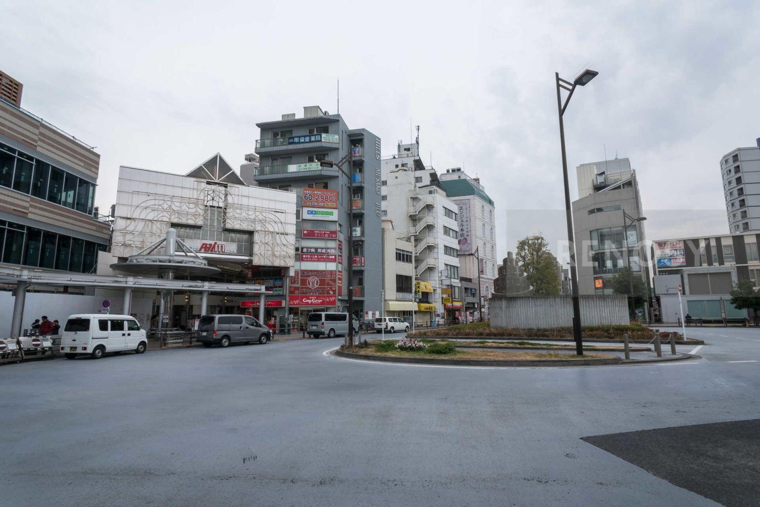 ルーブル武蔵小山弐番館