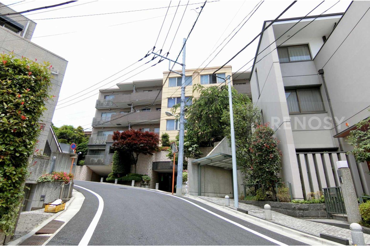 東急ドエルプレステージ池田山クレアモント