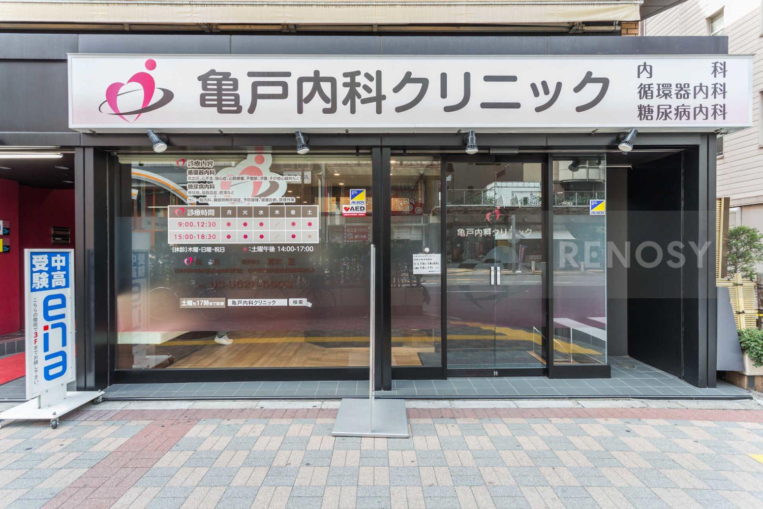 プレール・ドゥーク亀戸Ⅲ
