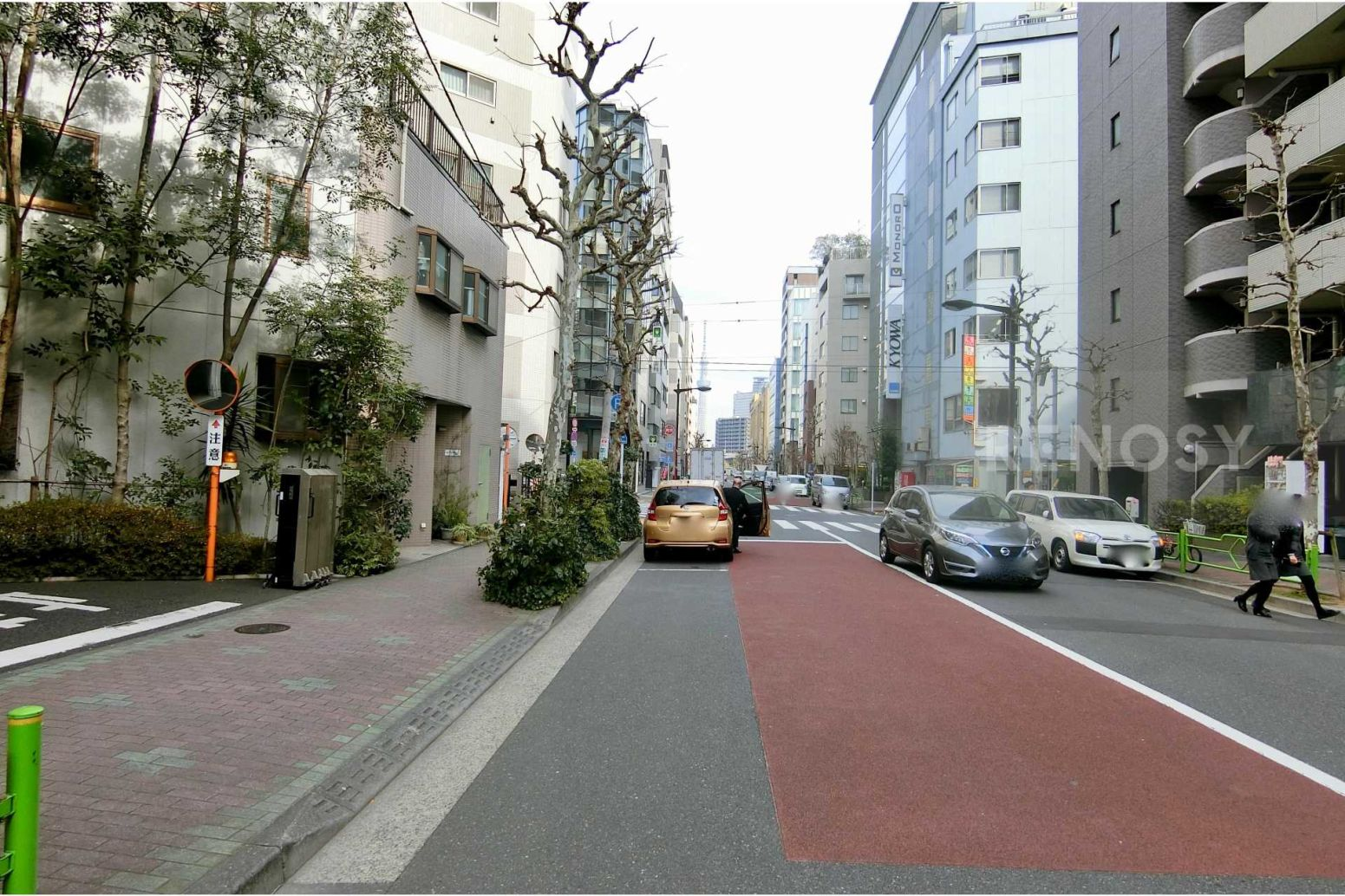 クレストラフィーネ東日本橋