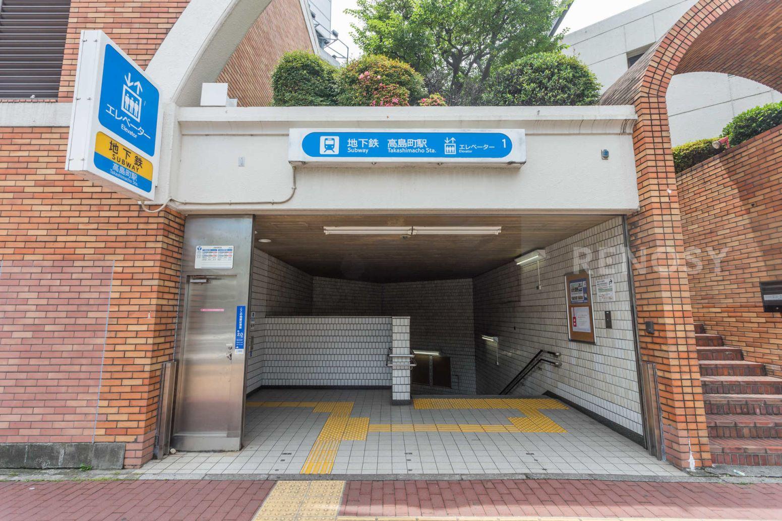 グリフィン横浜桜木町参番館