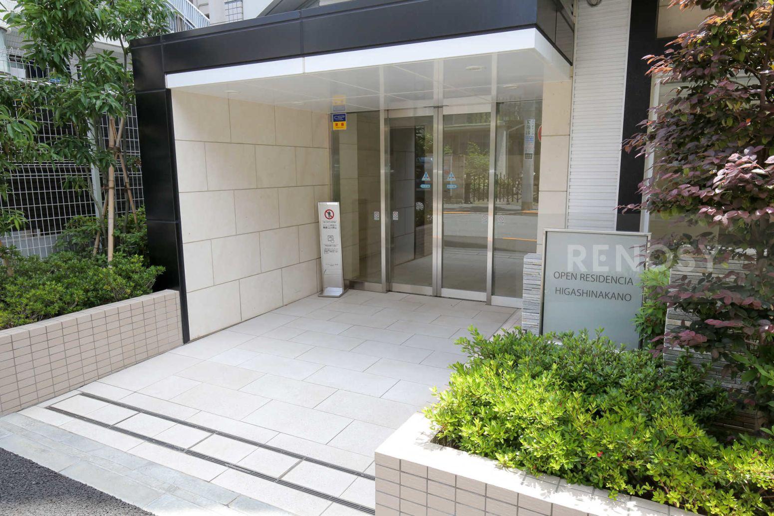 オープンレジデンシア東中野