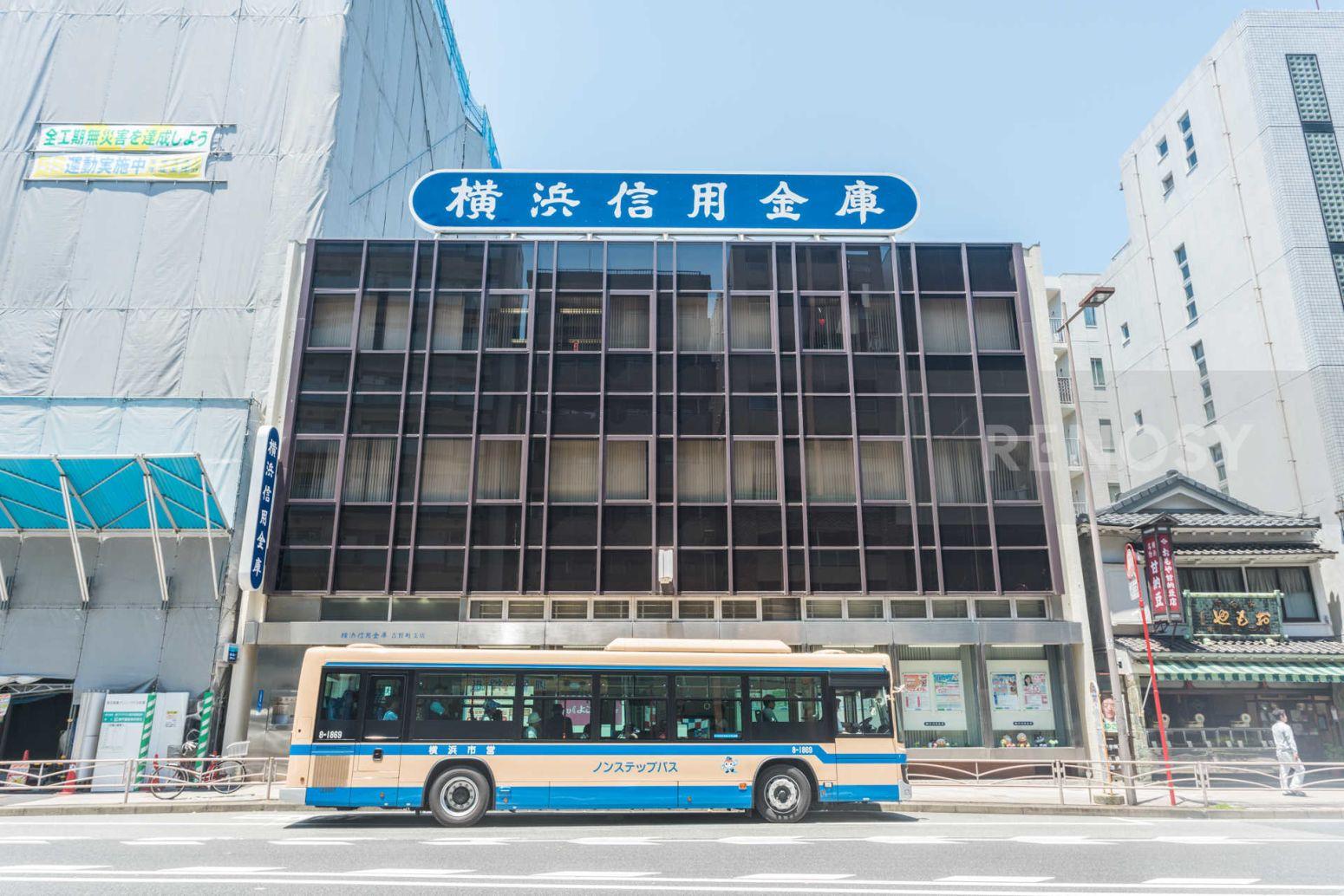 スパシエカステール横浜吉野町
