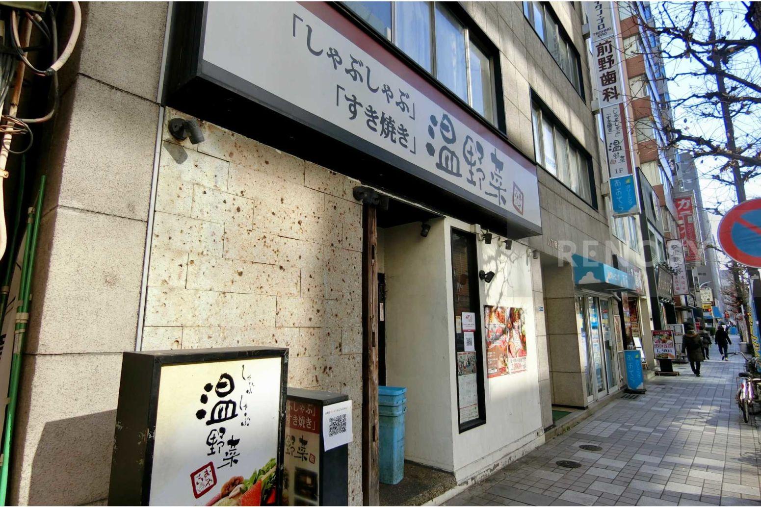 ドルチェ銀座東・壱番館