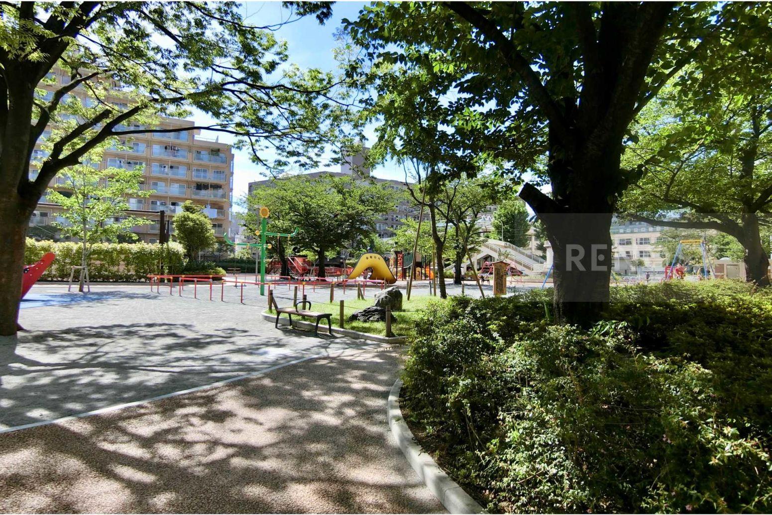ガーデンホーム東品川海上公園