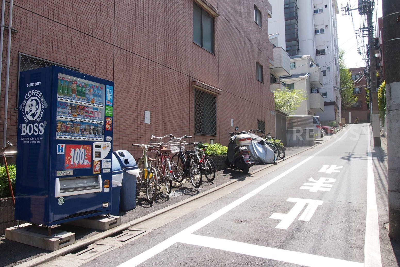 サンテミリオン目黒東山弐番館