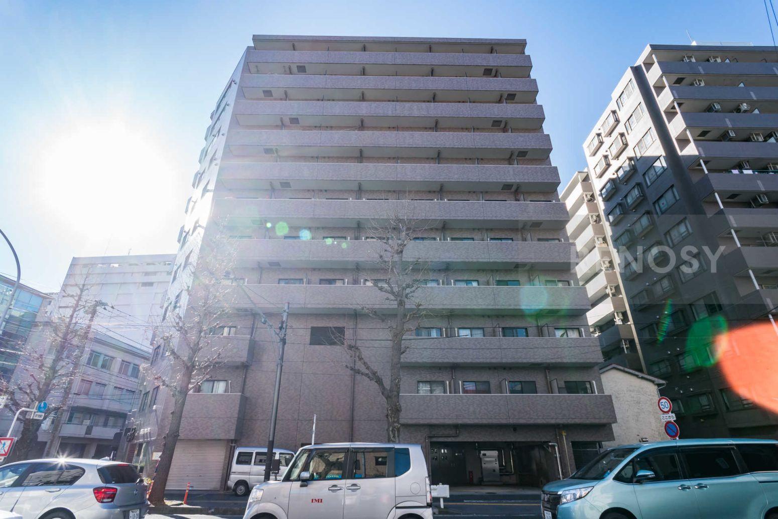 日神パレステージ横浜南